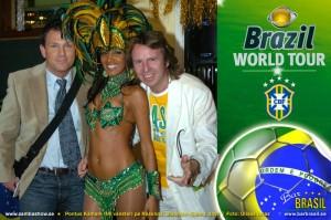 Bar Brasil Pontus Kåmark Johan von Friedrichs