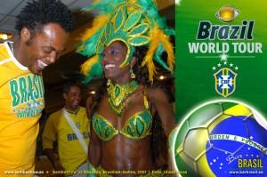 Bar Brasil Sambashow