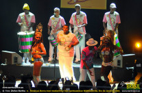 "Sambashow ""Mangueira"" på Berns"