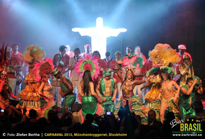 Samba & Karneval! Vi arrangerar – Du dansar!