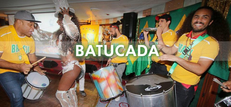 Samba & Batucada – Slagverkarna!